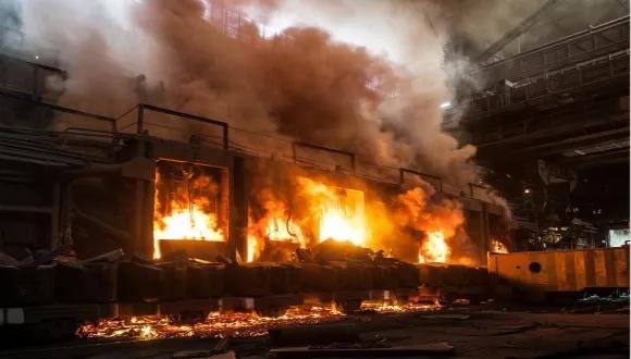 河北兴华钢铁车间起火致7人死亡!曾被评安全生产先进企业