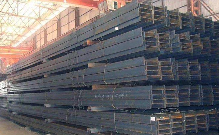工字钢和H型钢的区别,主要体现在两个方面