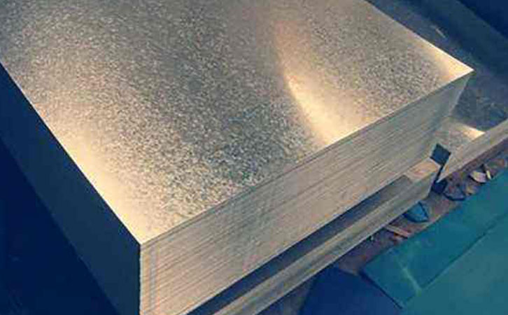 镀锌板的用途、常用钢种和冷却方式