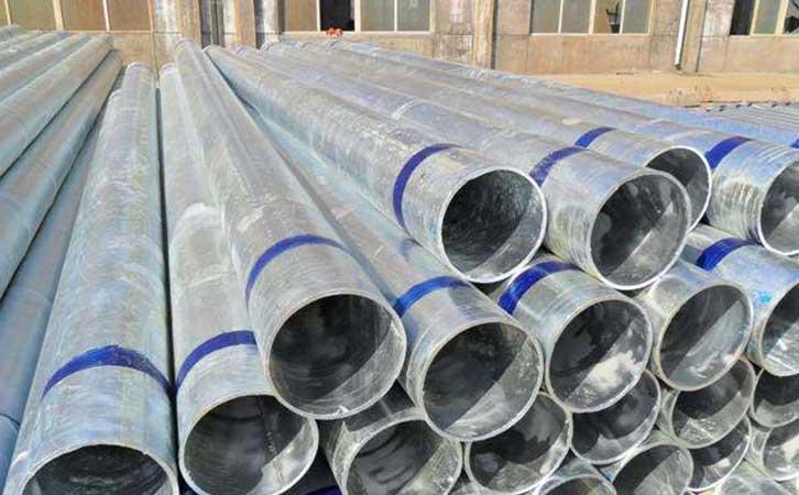 常用镀锌钢管壁厚规格表