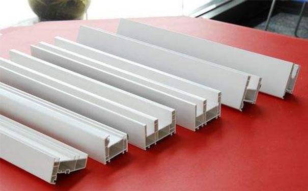 塑钢型材的原理和特点是什么?塑钢型材该如何去辨别?