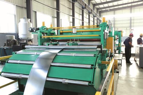 「钢材加工」钢材加工工艺流程
