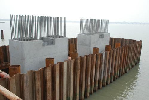 钢板桩支护:钢板桩支撑施工要注意哪些问题?